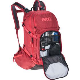 EVOC Explr Pro Mochila Technical Performance 26l, rojo